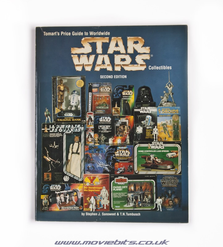 star wars a new hope - tomart's price guide to worldwide star wars