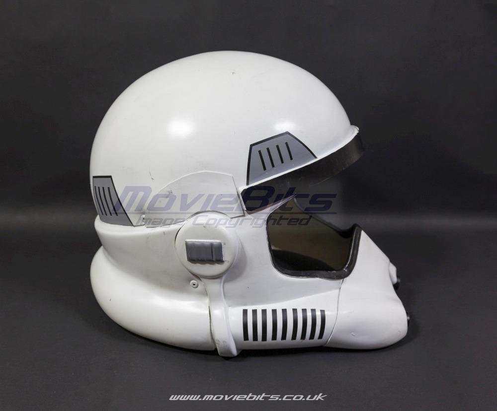 Star Wars - Stormtrooper Motorcycle Helmet Cover - Movie Bits Custom Star Wars Motorcycle Helmet